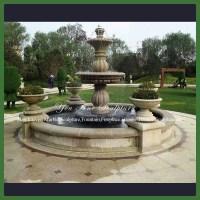 Natural Stone Garden Decoration Fountain - Buy Garden ...