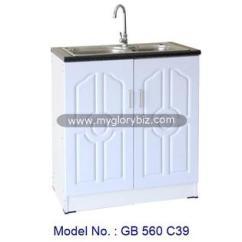 Cheap Kitchen Storage Throw Rugs Washable 优雅的设计不锈钢水槽厨房底柜白色家居家具存储 Buy 模块化厨柜 现成的