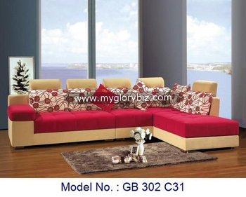 color sofa traditional sectional sofas canada double l shape corner set furniture modern design fabric