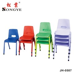 Plastic Kid Chairs Desk Chair Exercises Fashion Kids Used School Furniture Kindergarten