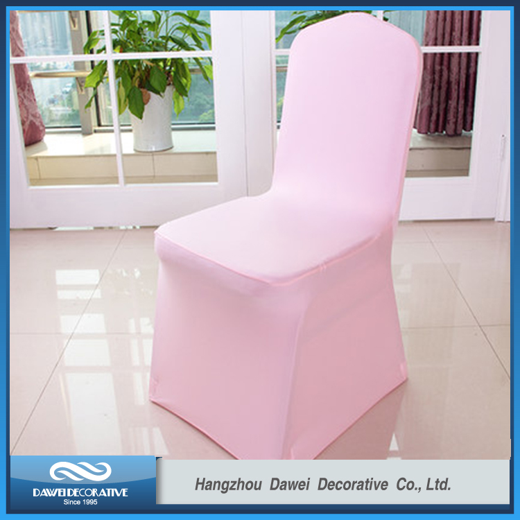 light pink spandex chair covers unfinished wooden chairs canada lovely cover view dawei product details from huangshan xingwei reflectorized material co ltd on alibaba com