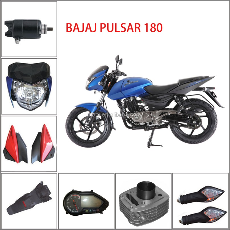 Bajaj Pulsar Spare Parts Suppliers And