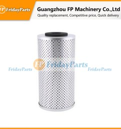 oem no ff5064 tractor fuel filter for new holland 8070 [ 1000 x 1000 Pixel ]