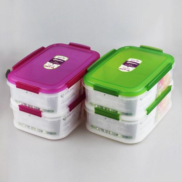 Plastic Bread Storage Containers