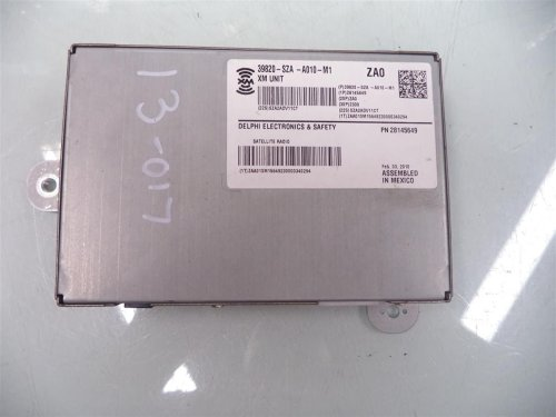 small resolution of get quotations 2009 2010 2011 honda pilot xm satellite control module computer 39820 sza a01