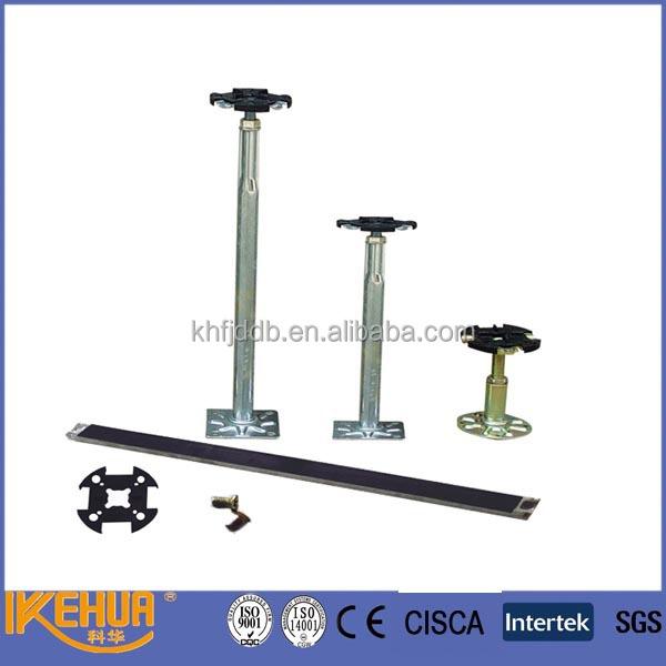 Steel Adjustable Raised Floor Pedestals Support  Buy