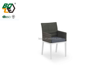woven plastic garden chairs queen ann outdoor furniture aluminum pe wicker dining chair buy