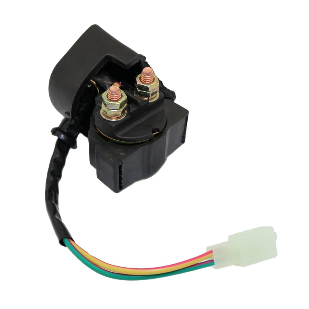 hight resolution of get quotations baoblaze motorcycle motorbike starter relay solenoid for polaris phoenix 200 atv 05 10 06 07