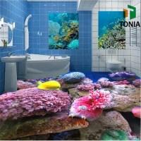 Modern Design House Decoration 3d Ocean Floor Tiles ...