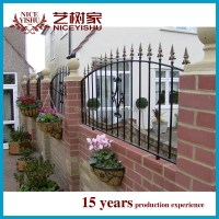 Cheap Fence Panels/iron Grill Design For Boundary Wall ...