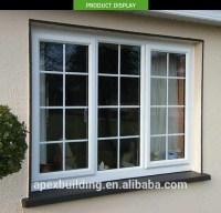 White Color Latest Window Designs With Window Grill Design ...