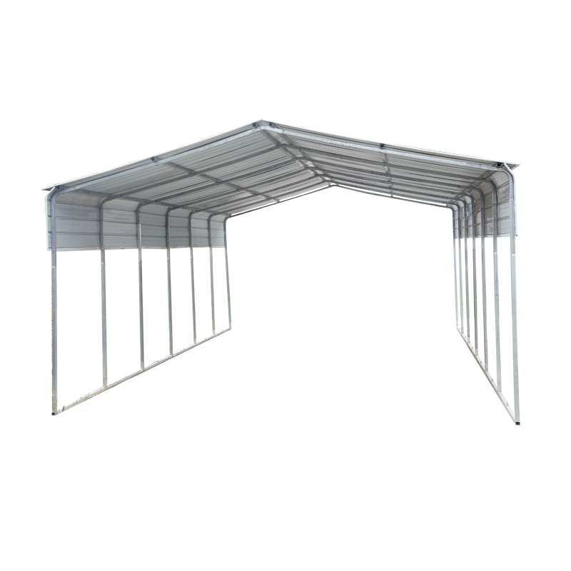 Garages Canopies Carports Static Type And Metal Frame Material