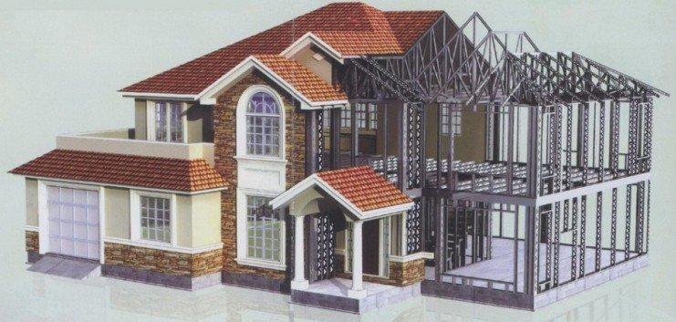 Steel Structure Design Buy Architect Designers Architectural