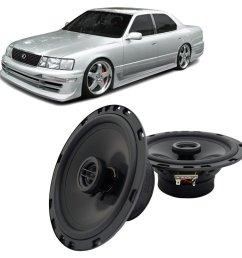 get quotations fits lexus ls400 1990 1992 front door factory replacement harmony ha r65 speakers new [ 1000 x 1000 Pixel ]