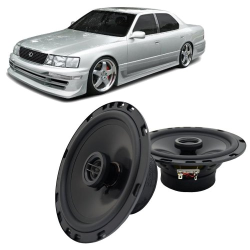 small resolution of get quotations fits lexus ls400 1990 1992 front door factory replacement harmony ha r65 speakers new