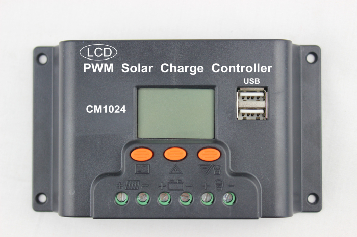 Solar Based Multipurpose Charger Circuit