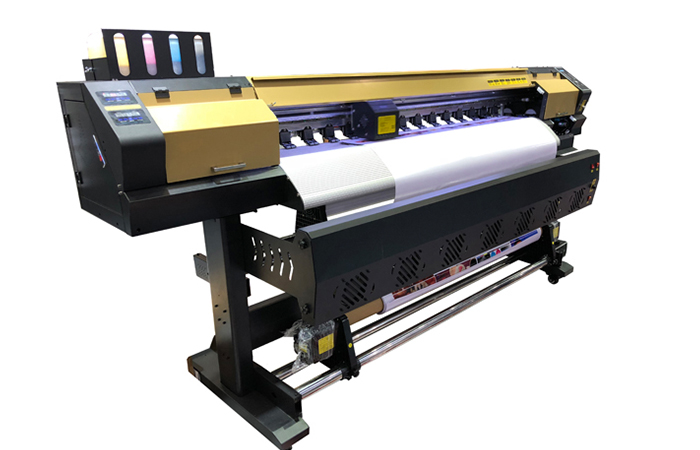 China Good Quality 1.9m Advertising Banner Printer Color