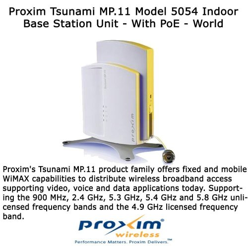 small resolution of get quotations proxim tsunami mp 8100 subscriber unit 300 mbps mimo 3x3 type n