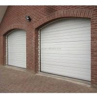 Custom Size Garage Doors Overhead Lift Pu Foam Insulated
