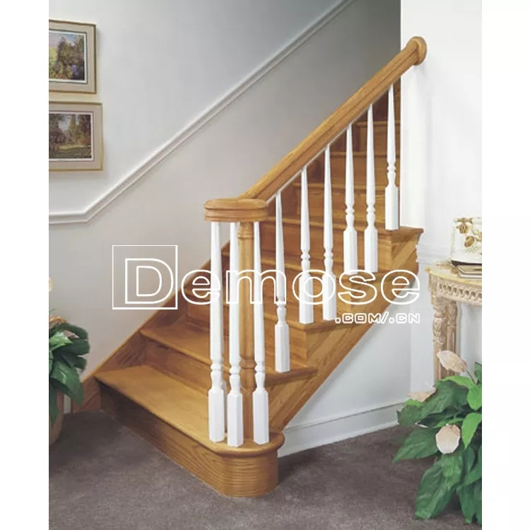 Round Wood Stair Railings Railing Fencing Fence Buy Round Wood | Pressure Treated Round Handrail | Menards | Aluminum Balusters | Baluster | Cedar | Porch