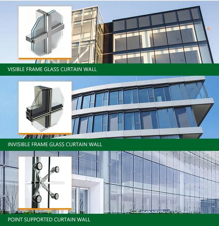 glass facade unitised cladding system stick system glass unitized curtain wall system facade installation buy glass facade unitised cladding
