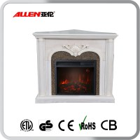 2016 Hot Sales White Electric Corner Fireplace - Buy ...
