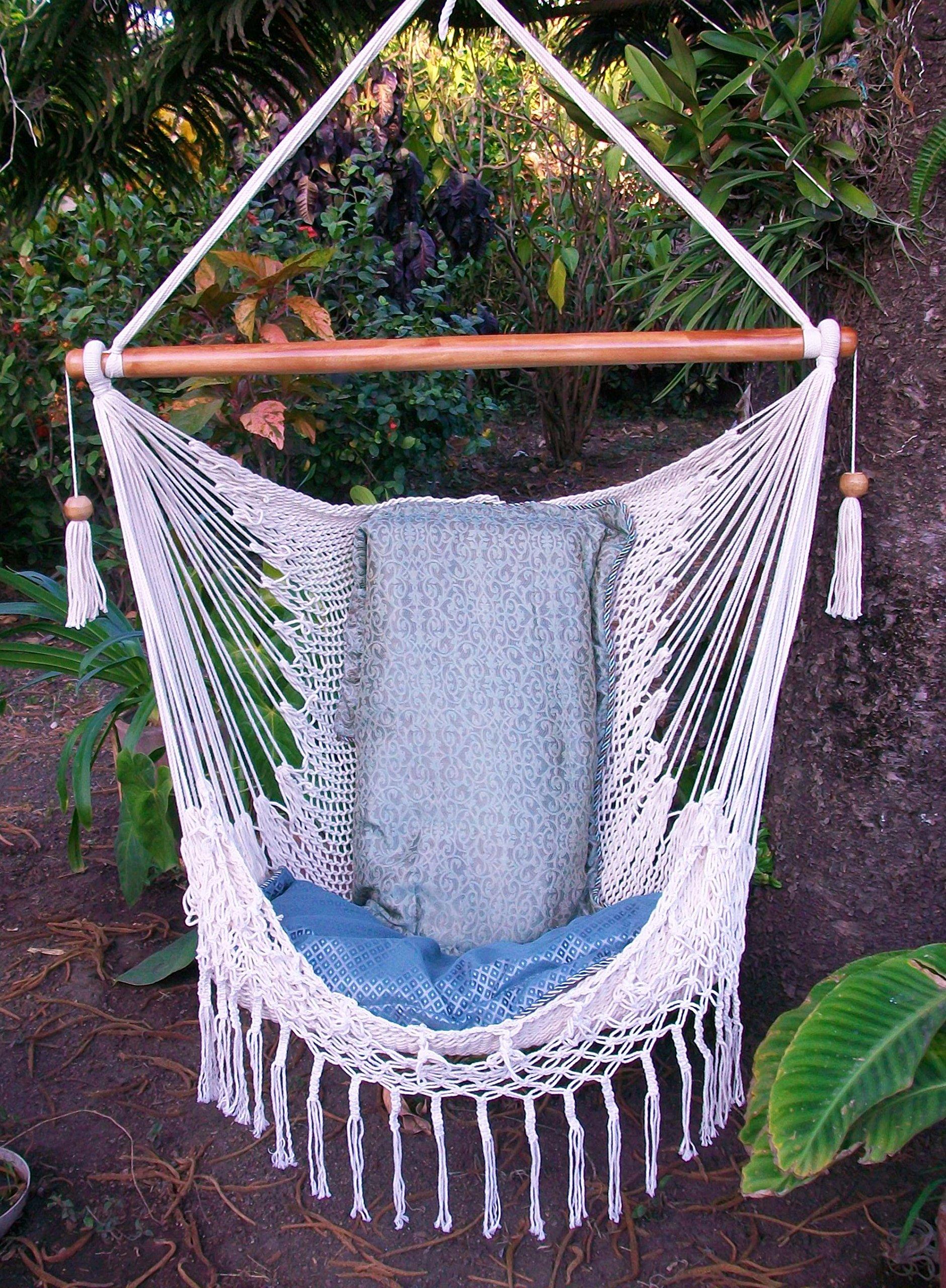 cheap macrame hammock pattern