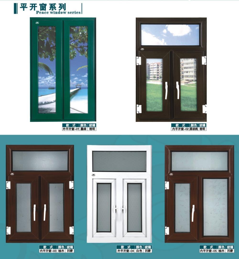 Upvc Window Grills Design For Sliding Windows,Pvc Sliding