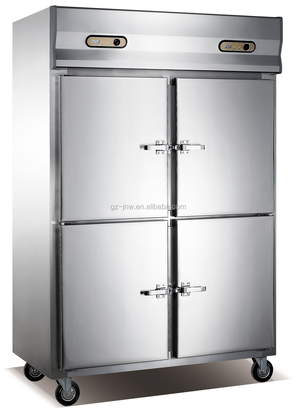 Four Door Commercial Refrigerator With Pricecommercial