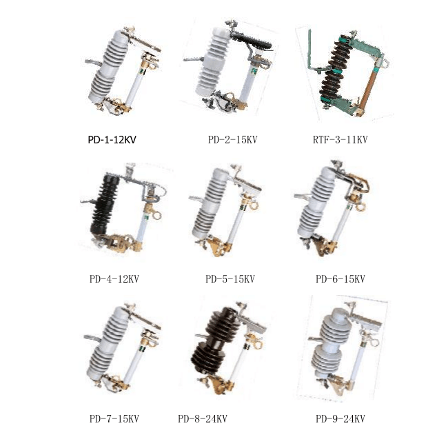 High Quality High Voltage T K Type Fuse Link Used For