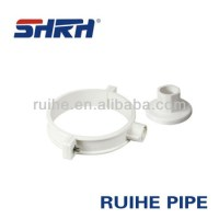 Manufacturer Quality Pp Pvc Pipe Fitting Saddle Clamp