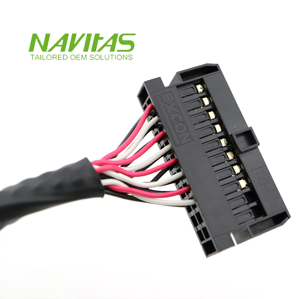 hight resolution of 30pin hirose df13 shielded twisted pair lvds cable wiring harness