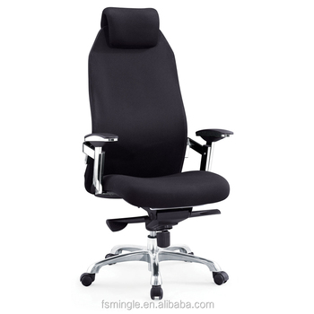 folding executive chair cheap used barber chairs for sale top end aluminum structure office with backrest