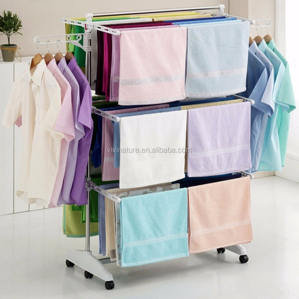 3 Tier Foldable Laundry Drying Rack Indoor Outdoor Clothes Dryer Airer For Clothes With Shoes Rack White Buy Outdoor Clothes Dryer Laundry Drying Rack 3 Tier Foldable Laundry Drying Rack Product On Alibaba Com