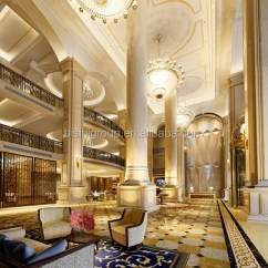 Living Room Restaurant Abu Dhabi Tuscan Design Classic Antique Baroque Star Hotel Interior 3d ...