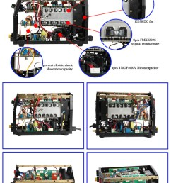 tig 160a 220v micro wire welding machine welding inverter schematic name welding equipment [ 800 x 1208 Pixel ]