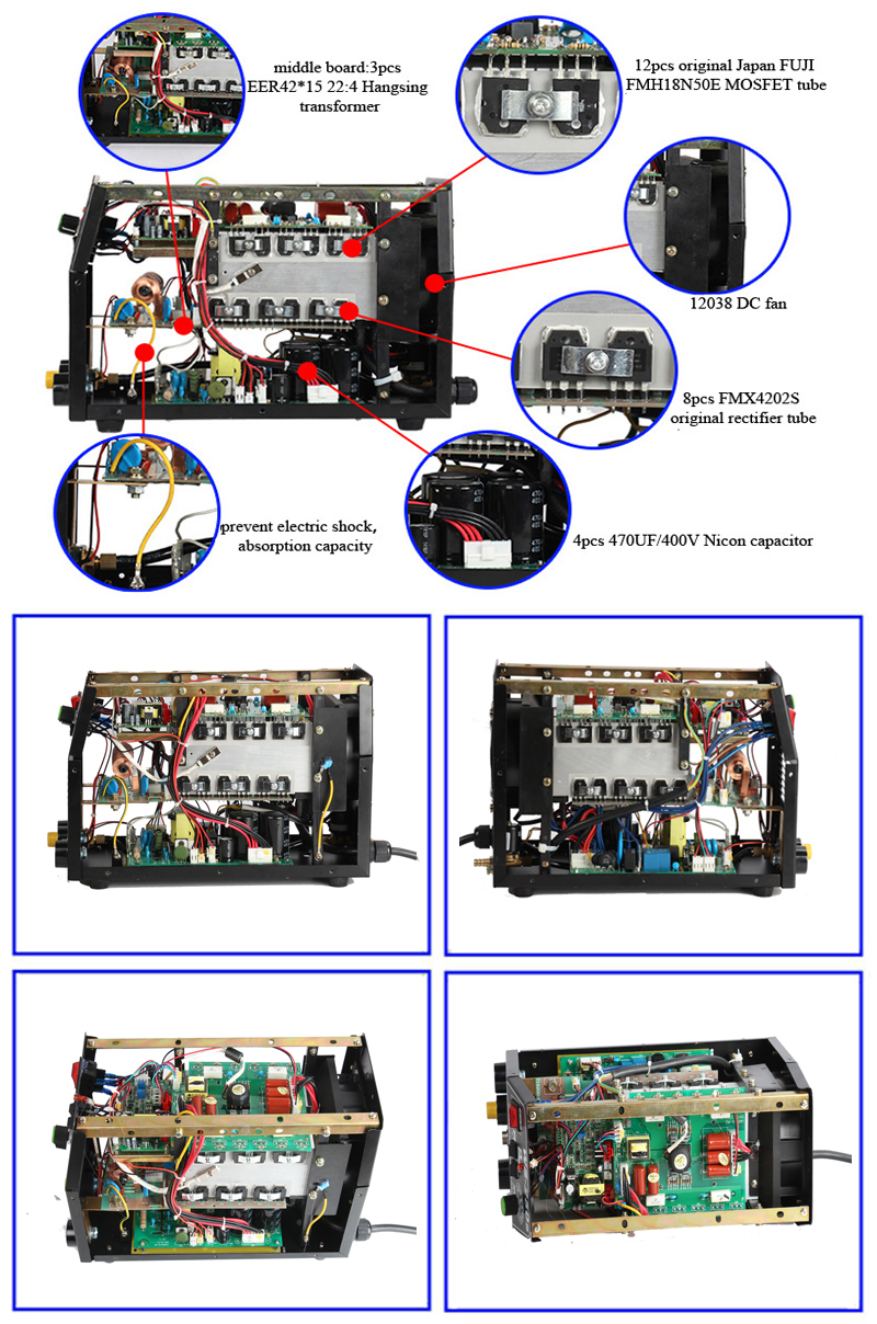 hight resolution of tig 160a 220v micro wire welding machine welding inverter schematic name welding equipment