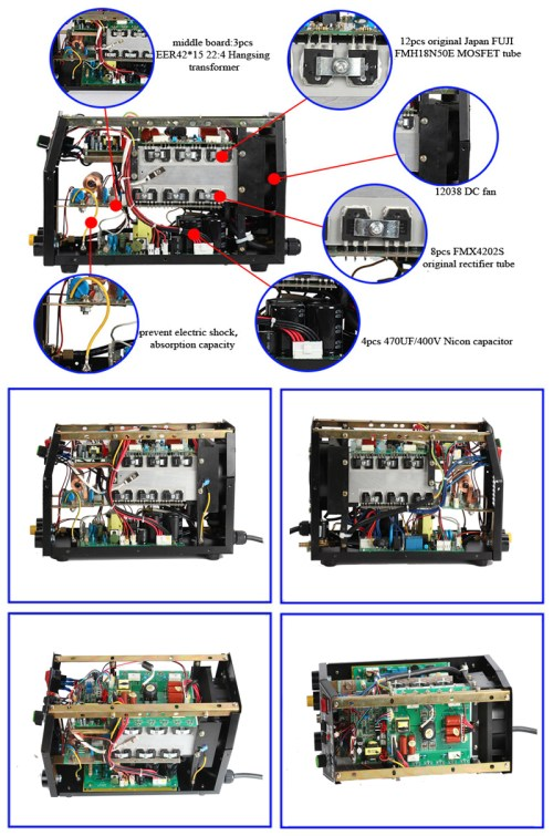 small resolution of tig 160a 220v micro wire welding machine welding inverter schematic name welding equipment