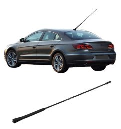 get quotations 16 antenna aerial radio replacement roof mast whip for vw jetta golf gti passat [ 1600 x 1600 Pixel ]