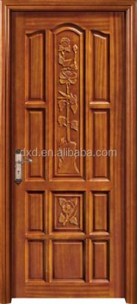 Solid Teak Wood Main Door Design/teak Wood Carve Door ...
