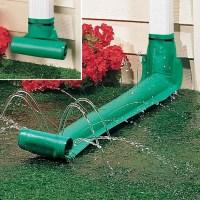 Pvc Rain Drain Downspout Diverter - Buy Downspout Diverter ...