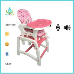 Best High Chair For Baby Lamps Plus Chairs En 14988 Ningbo Dearbebe Wholesale Plastic Child Kids Highchair