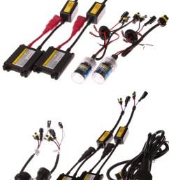 factory led light bulb slim 12v hid xenon kit ballast 35w 55w 75w h4 h7 h11 [ 700 x 1124 Pixel ]