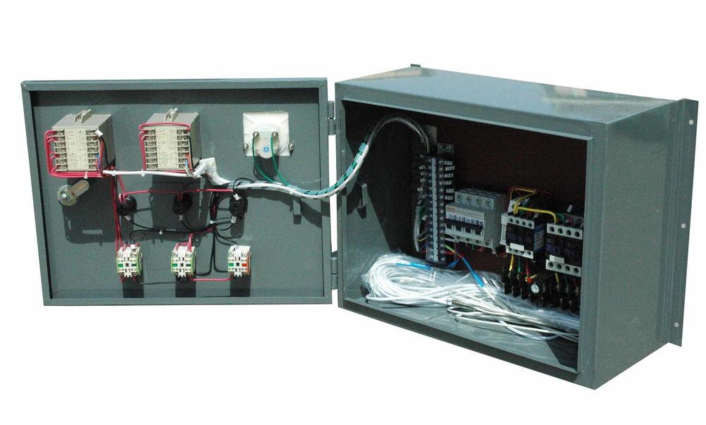 Greenhouse Heater Temperature Control