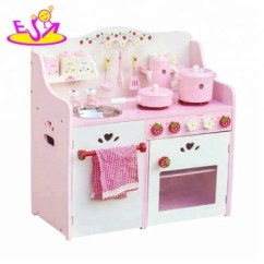 Toy Kitchen Sets How To Refurbish Cabinets Newest Wooden For Kids Set Children
