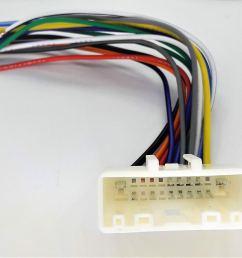 carxtc radio wire harness installs new car stereo fits nissan pathfinder 2008 to 2014 [ 1500 x 1134 Pixel ]