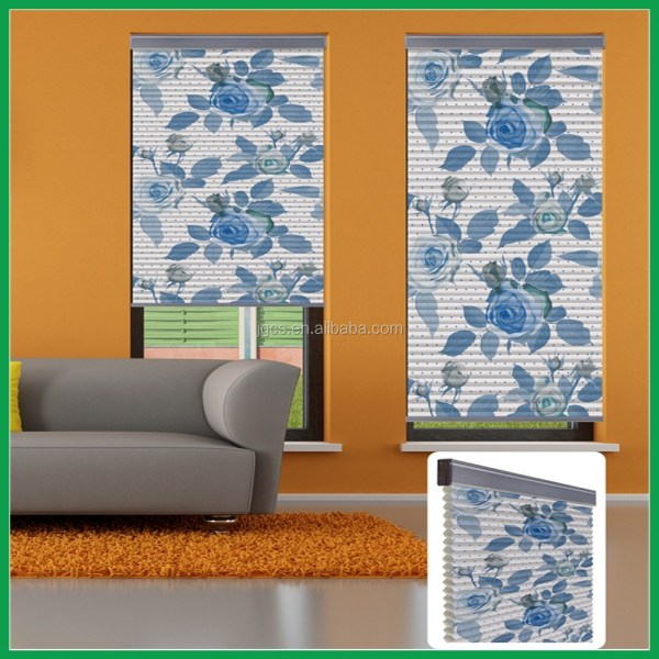 Printed Window Shades and Blinds