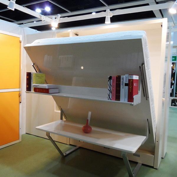 Newest Design China Hidden Wall Bed Supplier,Modern