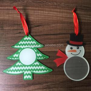 Christmas Snowman Ornaments