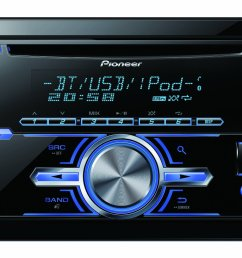 get quotations pioneer fh s700bs double din in dash cd am fm built  [ 1500 x 990 Pixel ]